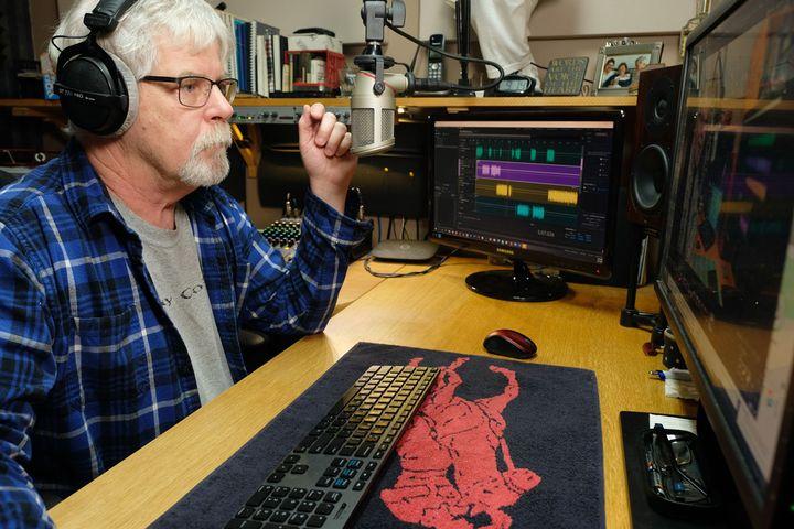 HDT Equipment Editor Jim Park is the host of the HDT Talks Trucking podcast. - Photo: Jim Park