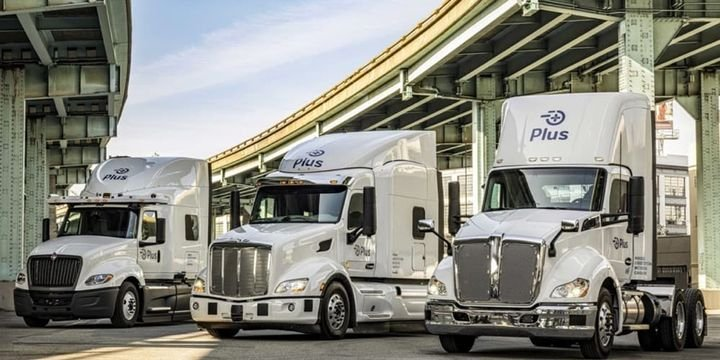 Plus, which just went public, plans to begin mass production of an autonomous driving solution, PlusDrive, starting this year with China truck maker FAW. - Photo: Plus