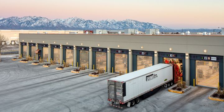 Prime opened a new building packed with luxuries like a salon, spa and daycare to attract and retain truck drivers in Salt Lake City. - Photo: Prime