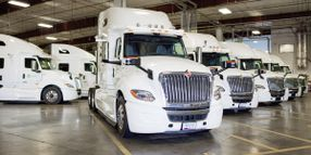 TuSimple/Navistar: 6,775 Reservations for Autonomous International LT Trucks
