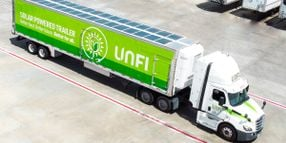 UNFI Adopts All-Electric Transport Reefer Trailer Units