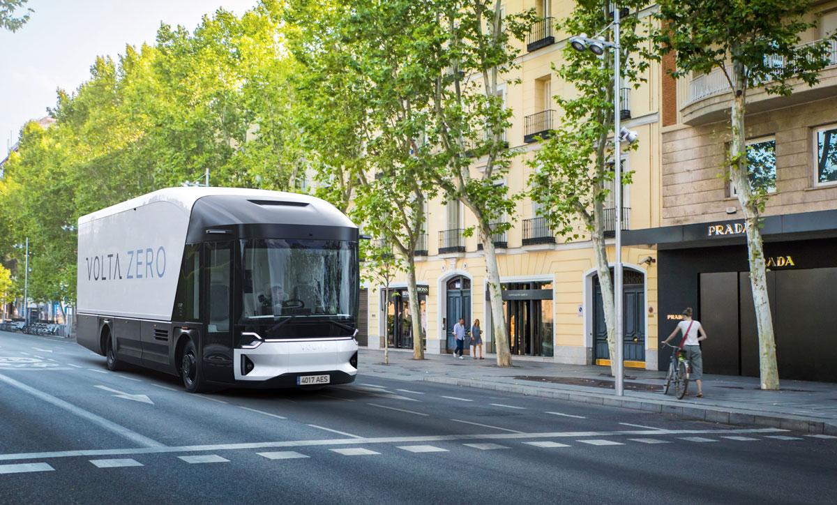 Volta Accelerates Electric-Truck Rollout, Eyes U.S. Market