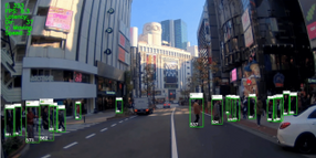 Truck of the Future Project to Address Blind Zones in AI Pilot