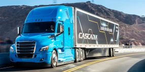 Certain Freightliner Cascadia Trucks Recalled for Fire Risk