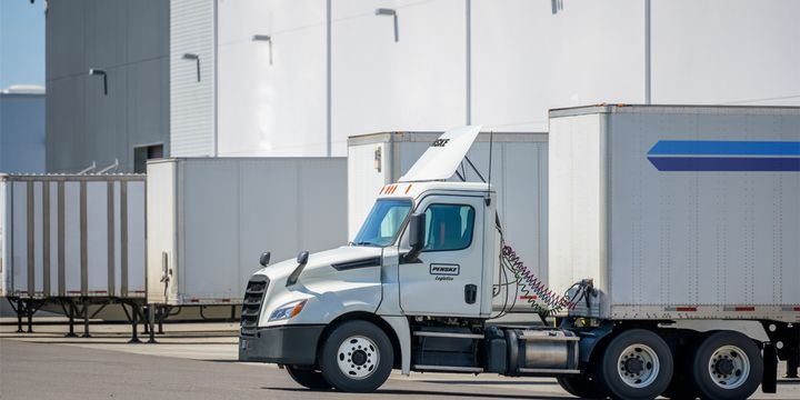 """""""Resiliency, innovation, technology, and close collaboration with shippers have all been essential to weathering the rapidly changing market demands up and down the supply chain,"""" said Andy Moses, SVP of sales and solutions for Penske Logistics. - Photo: Penske Logistics"""