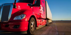 Bridgestone Kodiak Investment to Enable Smart Tire Tech in Autonomous Trucks
