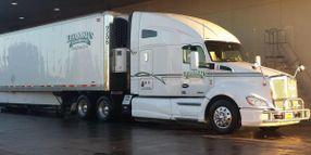 Leonard's Express Adopts Green Tech for Diesel Trucks