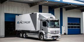 Daimler Moves Toward Zero-Emission Future with eActros in Europe