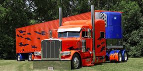 Shell Rotella SuperRigs Competition to be Held in July