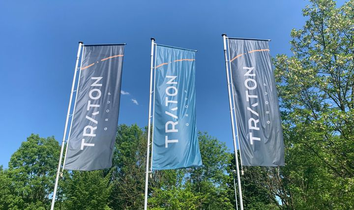 Traton said it expects to close its acquisition of Navistar on July 1. - Photo: Traton