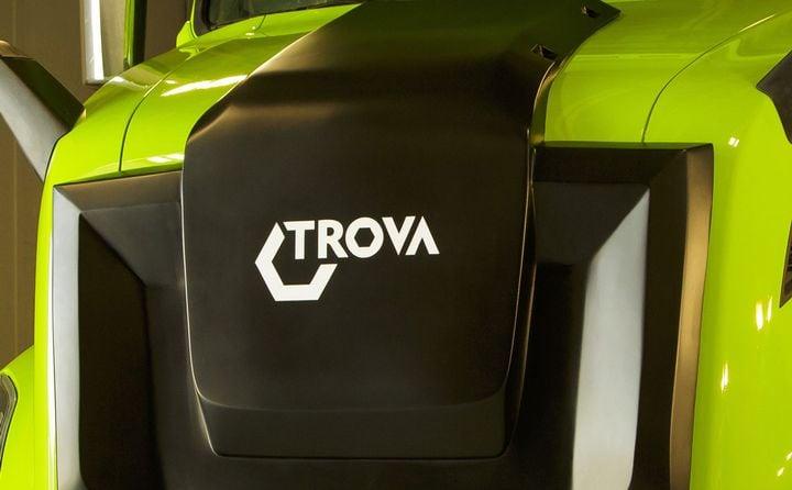Trova plans to use a reverse-glider-kit approach to electrification of heavy-duty trucks. - Photo: Trova