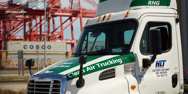 Companies such as TTSI, one of largest drayage trucking companies at the Southern California...