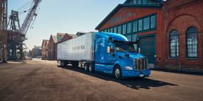 J.B. Hunt, Waymo Partner on Autonomous Freight Transport
