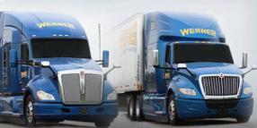 Werner Integrates With Navistar 360 Fleet Management Platform