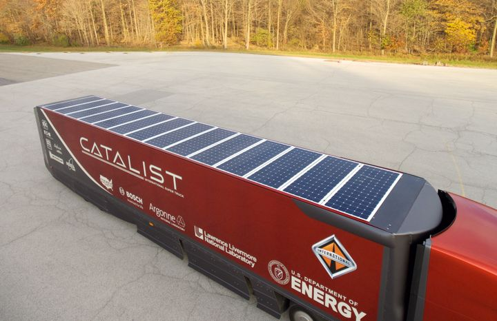 XL Fleet to provide battery and power electronics systems for eNow's electrified refrigerated trailer solution. - Photo: Business Wire