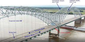 I-40 Hernando DeSoto Bridge to Partially Reopen