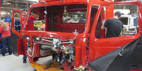 Volvo Trucks to Re-Start Production at NRV Plant