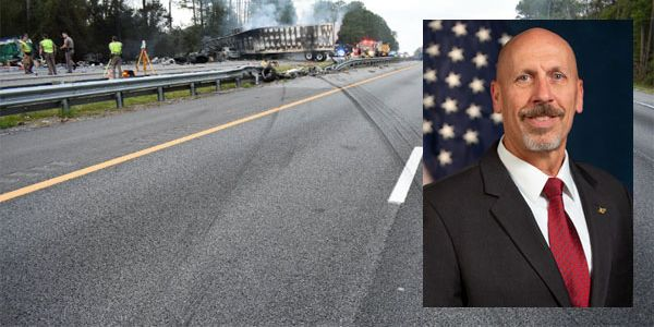 NTSB Member Michael Graham will talk about truck safety at Heavy Duty Trucking Exchange.