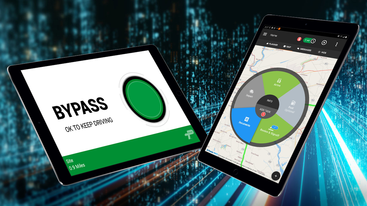 Omnitracs Adds Integrated PrePass Weigh Station Bypass
