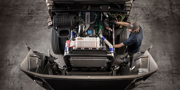 New Volvo Truck Blue Contract service offering is a comprehensive maintenance program designed...