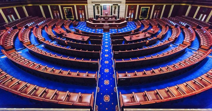 The House of Representatives got a highway bill passed in under a month. - Photo: Public Domain