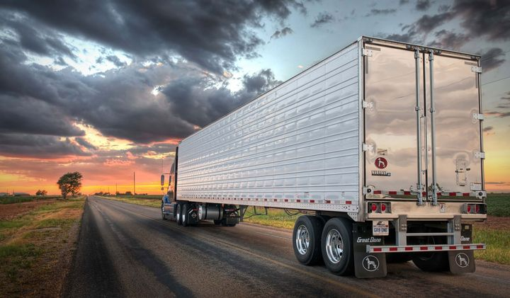 Great Dane is future-proofing its trailers with standard FleetPulse telematics. - Photo: Great Dane