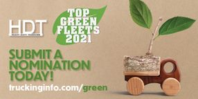 HDT Opens Nominations for 2021 Top Green Fleets