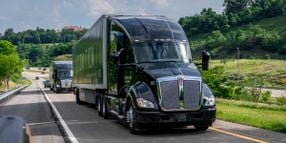 Locomation, ZF Collab on Autonomous Truck Steering Units