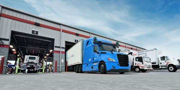 Waymo has partnered with Ryder for fleet management services, including fleet maintenance,...