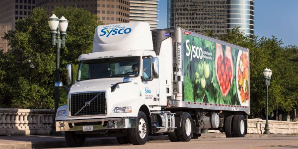 Foodservice giant Sysco is starting a truck driver training school.