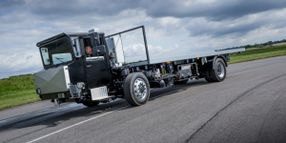 Volta Trucks Begins Testing Electric Truck Prototypes