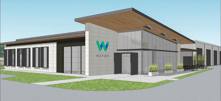 A new trucking hub in Dallas will be designed specifically for Waymo Via and its autonomous driving operations. - Photo: Waymo