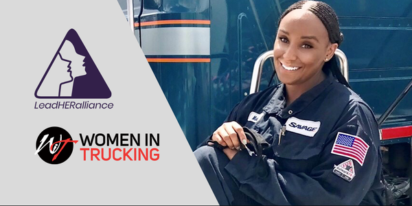 Women In Trucking's new mentorship program will to match women drivers new to the industry with...