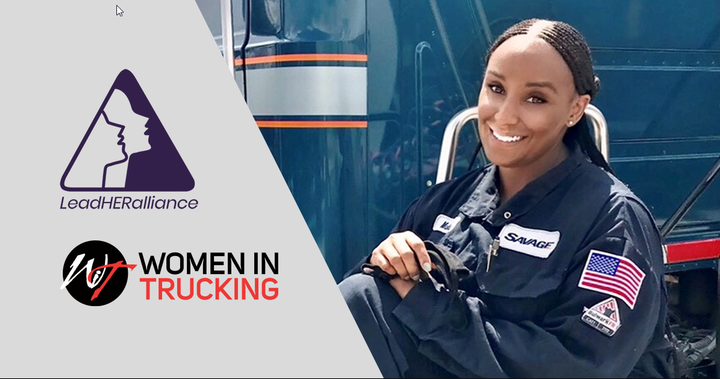 Women In Trucking's new mentorship program will to match women drivers new to the industry with experienced women leaders who have achieved long-term successful careers as professional drivers. - Photo: WIT
