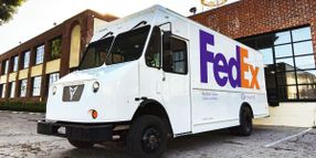 Xos to Deliver Electric Trucks to FedEx Ground Contractors