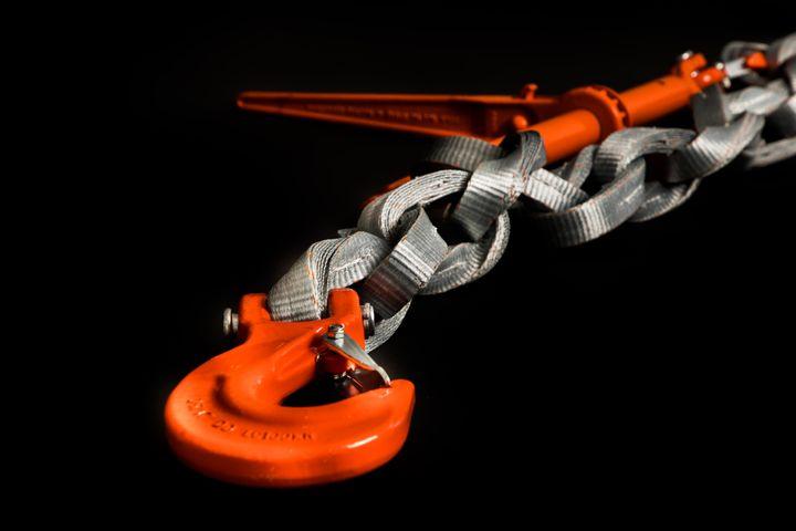 DoNova PowerLash Textile Lashing Chain - Photo: Doleco USA
