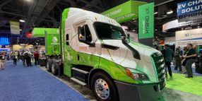 Hyliion Launches Improved Hybrid Truck Powertrain, All-Electric HyperTruck ERX