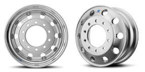 Alcoa Unveils Dual Valve Wheel