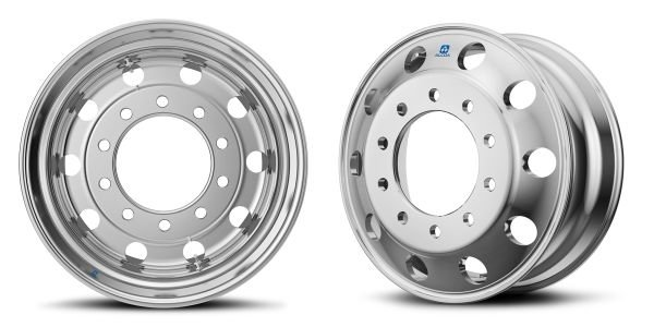 Alcoa Wheel has introduced a forged aluminum dual valve wheel. With a second valve stem the TPMS...