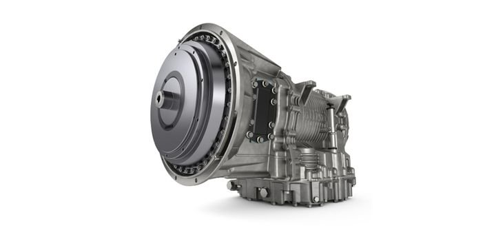 The Allison 3414 RHSoffers up to 8% fuel economy improvement over the Allison 3000 Highway Series and provides 25% faster acceleration when compared to automated manual transmissions, Allison officials said. - Photo: Allison Transmissions