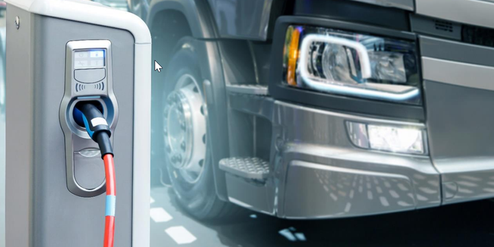 Through a small tax on the electricity that is used in transportation, the ATRI report identifies an approach to connecting the growing number of U.S. electric vehicles with highway trust fund revenue streams. - Photo: ATRI