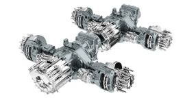 Dana Launches E-Axles for Class 7 and 8 Electric Vehicles