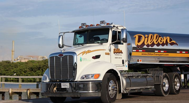 Dillon Logistics was an industry leader in natural-gas truck adoption. - Photo: HDT file photo