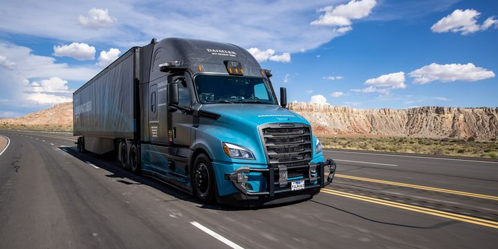 Daimler Truck and Torc Robotics are in their third year of partnership, and are working toward commercialization of the first scalable, profitable Level 4 autonomous truck. - Photo: Daimler