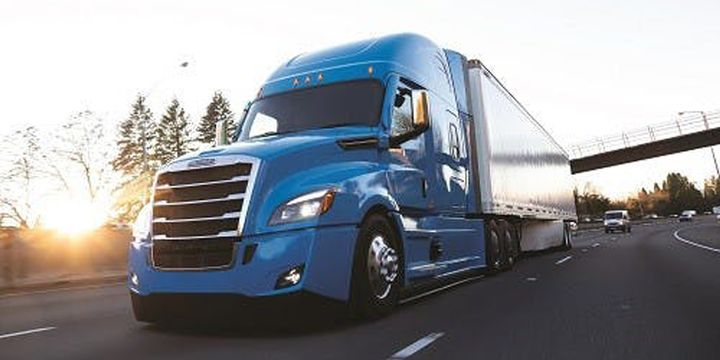 The recall affects 105,183 trucks, including the2019 Freightliner Classic Cascadia, and 2019-2021 Freightliner Cascadia. - Photo: Freightliner
