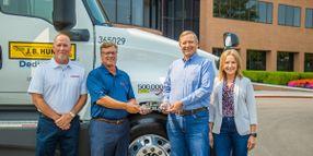 Hendrickson Delivers 500,000th Steertek Axle