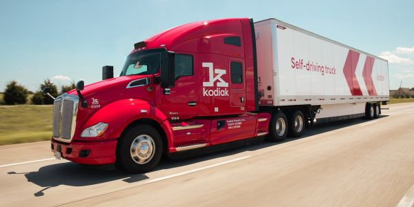 Kodiak will begin taking delivery of 15 new tractors starting later this year.