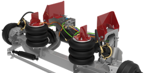 Link to Roll Out Intelligent Auxiliary Suspension Systems
