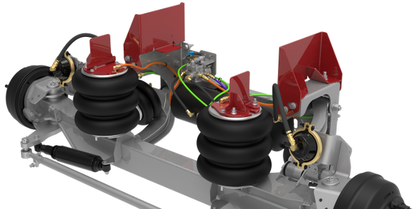 Link 8K SS auxiliary suspension is among a family of intelligent suspensions systems to be...