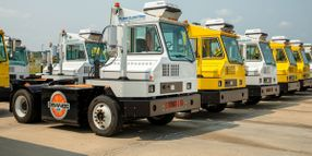 Orange EV Electric Terminal Trucks to Offer Higher Speed, Capacity